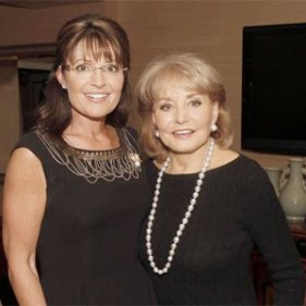 Sarah and Barbara Walters - Most Fascinating - 2010