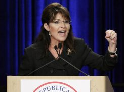 Palin California
