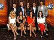 Bristol Palin and DWTS All Stars Cast