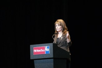 Sarah speaking in St Charles MO October 7 2011