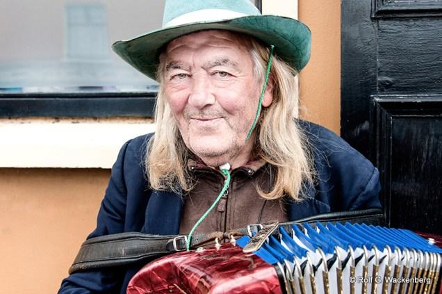 Tom Conway, Milltown, Irland, Foto/Copyright: Rolf G. Wackenberg