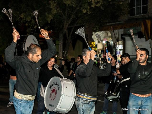 Iran, Selbstgeißelungen, Foto: Rolf G. Wackenberg