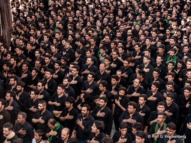 Iran, Yazd, Foto: Rolf G. Wackenberg