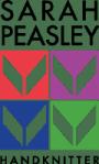 Sarah Peasley, Handknitter logo