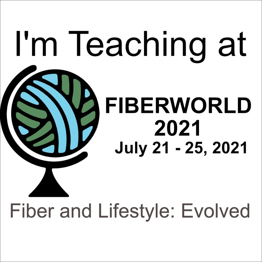Fiberworld: July 21-25 2021