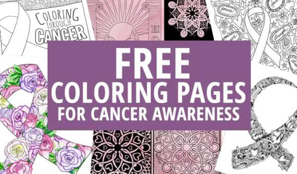 breast cancer coloring pages # 9