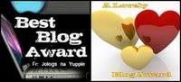 Best Blog Award!