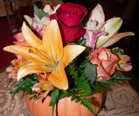 My Husband Rocks Friday: Flowers!