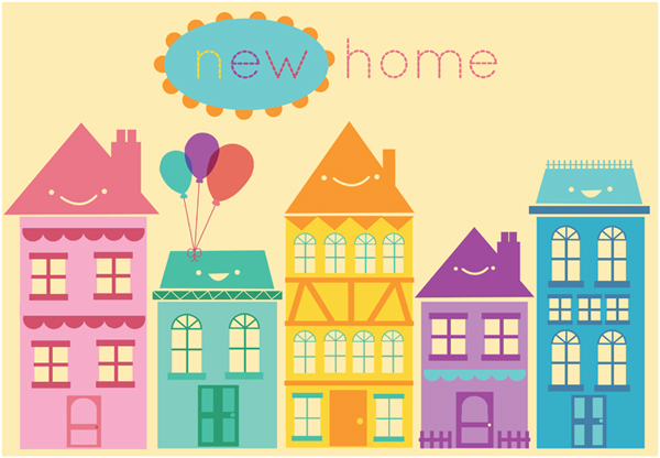 New Home, New Possibilities
