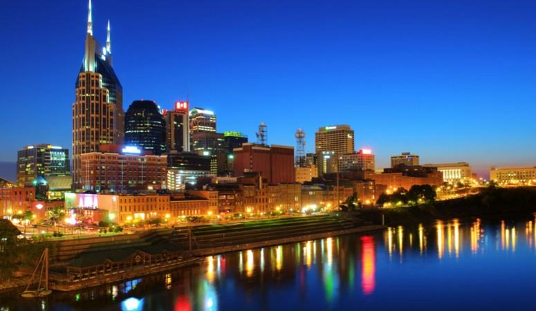 Nashville: Eating Local