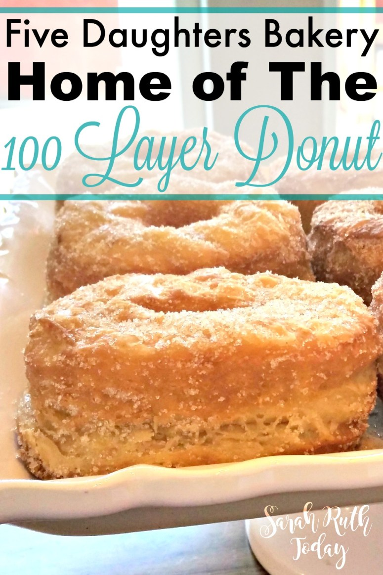 Five Daughters Bakery Home of The 100 Layer Donut (Nashville's version of the cronut) My favorite is the Lemon Blueberry! I really want to try them all! Even the vegan & paleo donuts! They all look soooo good!