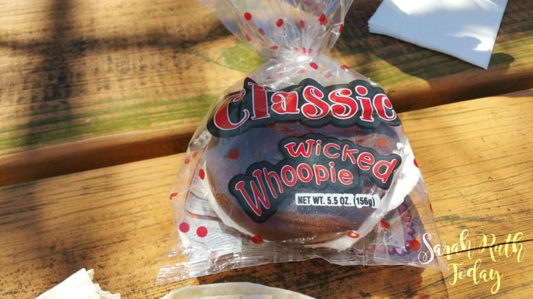 Wicked Whoopie Pie