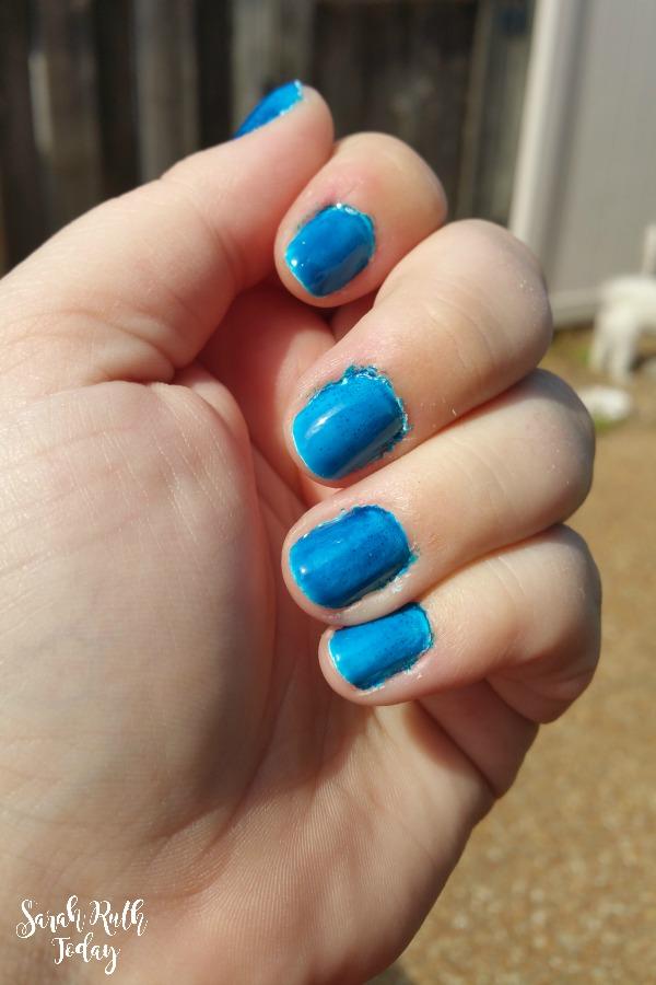 Delaney nail polish