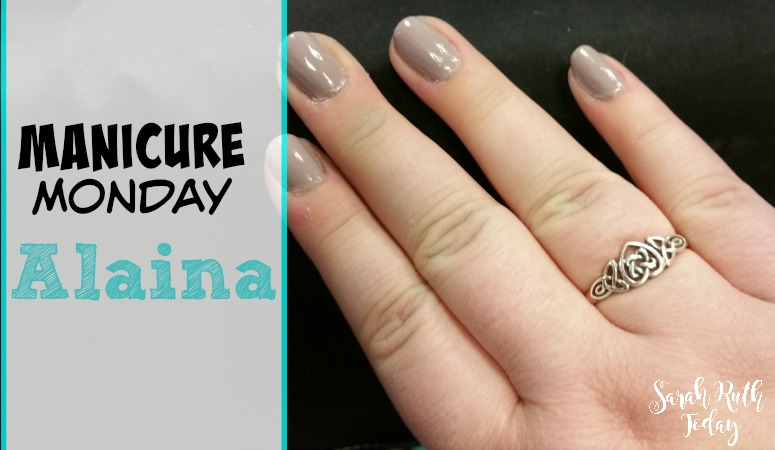 Manicure Monday Alaina (Julep) Beautiful neutral color.