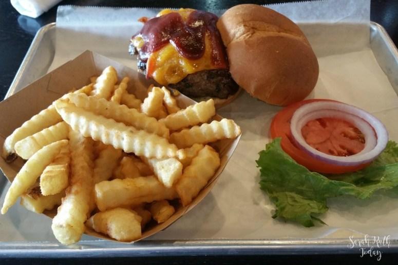 360 Burger Ol' Smoky