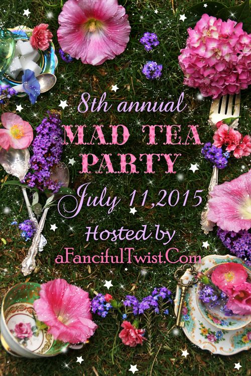 Mad Tea Party Flyer 2015