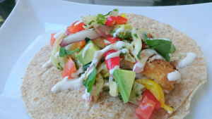 Frugal Fresh Food : Fun Fish Tacos (Perfect For Entertaining)