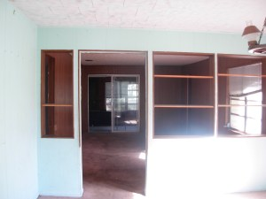 1st pictures-Dining room - LR and Porch