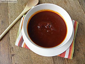 I love BBQ sauce and rubs. I love to try various recipes.