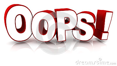 oops-words-reflective-white-background-concept-error-screens-49260938