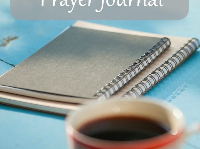 Prayer Journals- Rachel Wojo