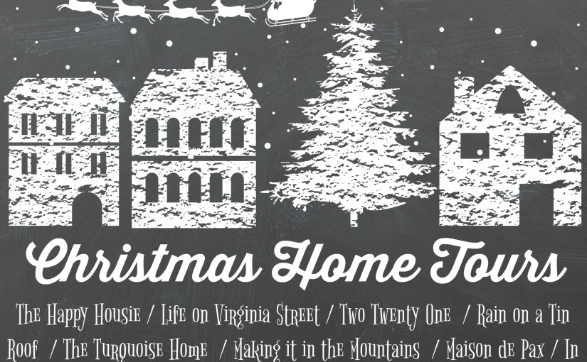 All Through The House : Christmas Tours Day 2