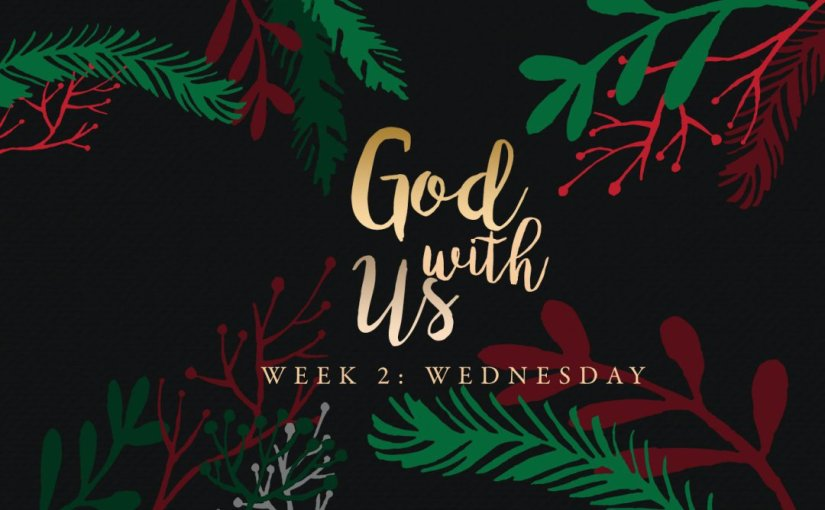 No Crib for His Bed – God With Us Advent Bible Study