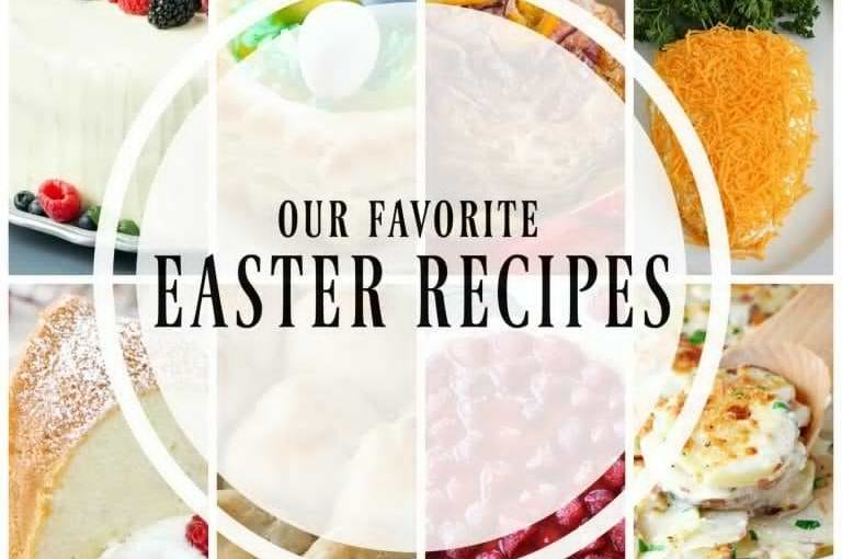 The Best Easter Recipes – Dinner at the Zoo
