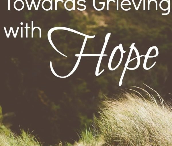 My Journey Towards Grieving with Hope – Beautiful Ashes