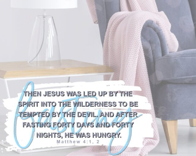 How To Pray & Fast {Making Your Home A Haven Week 4 }