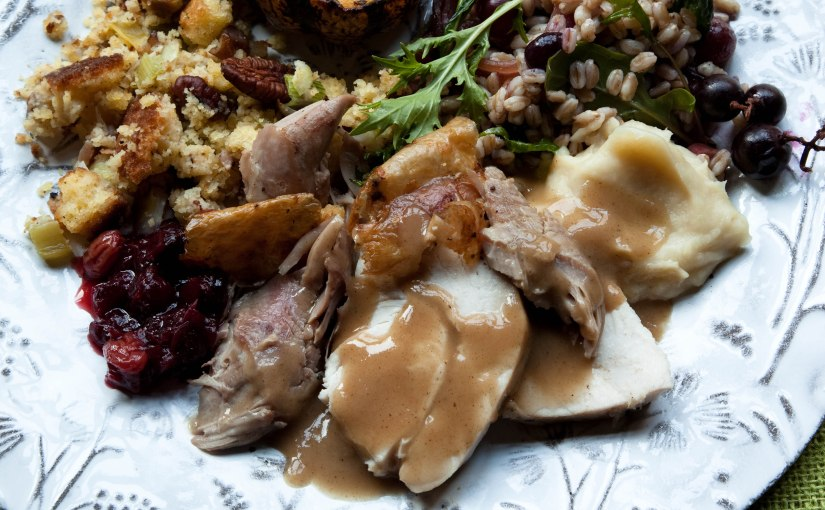 An Unforgettable Farm-to-Table Thanksgiving Menu from Stone Barns