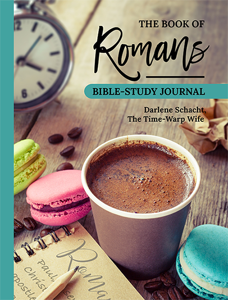 Introducing Our Next Online Bible Study – Paul's Letter to the Romans  – Time-Warp Wife