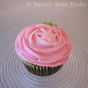 Recipe Roundup: Rose Cupcake