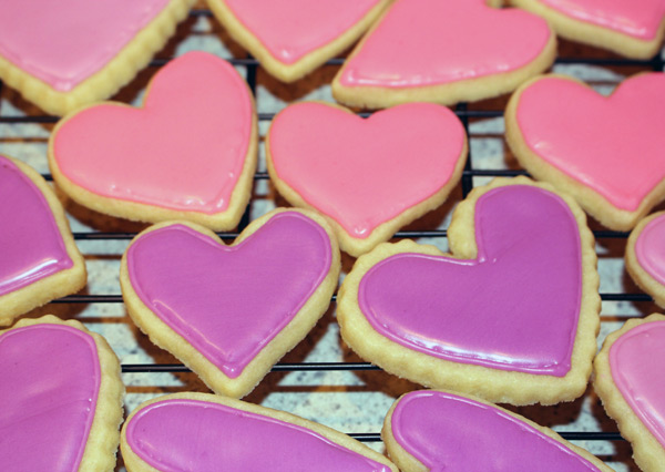 Thursday Things: Decorated Cutout Cookies