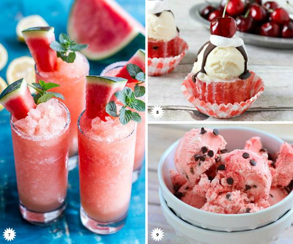 12 Refreshing Watermelon Recipes
