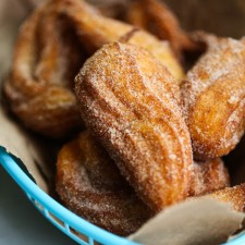 Homemade Churros from Our Best Bites
