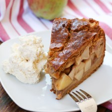 Dutch Apple Pie from Tasty Seasons