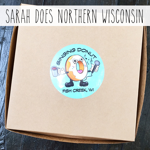 Sarah Does Northern Wisconsin – eating my way through Marshfield, Minocqua, and Door County.
