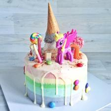 The Unicorn Cake from dbakers
