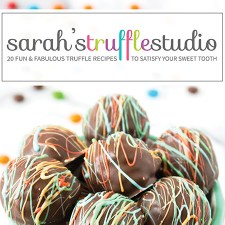 Sarah's Truffle Studio eCookbook is Here