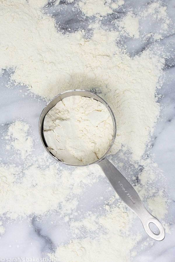 How to Make Cake Flour - gain a little cake flour knowledge and learn how to make cake flour yourself.