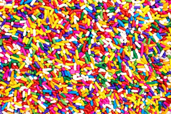 Sprinkles 101: Know Your Sprinkles - know your sprinkles with this baking basics guide to six types of sprinkles.