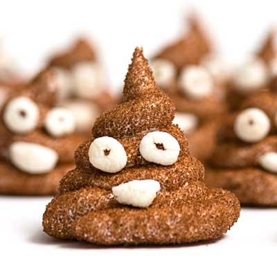 Poop Peeps from Nomageddon