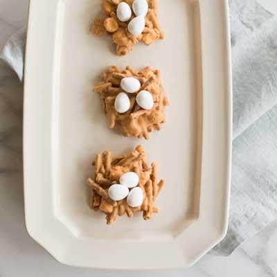 No Bake Easter Cookies from Julie Blanner