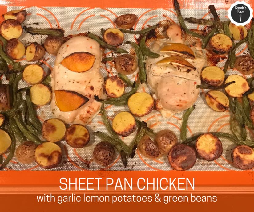 Sheet Pan Chicken With
