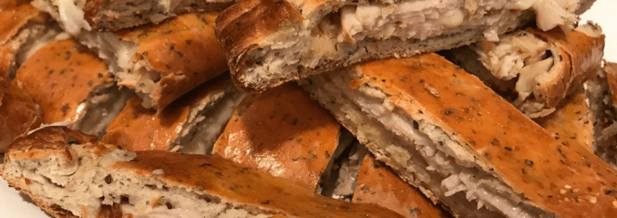 Kentucky Hot Brown Stromboli