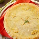 Brazilian chicken pot pie