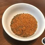 Bowl of taco seasoning