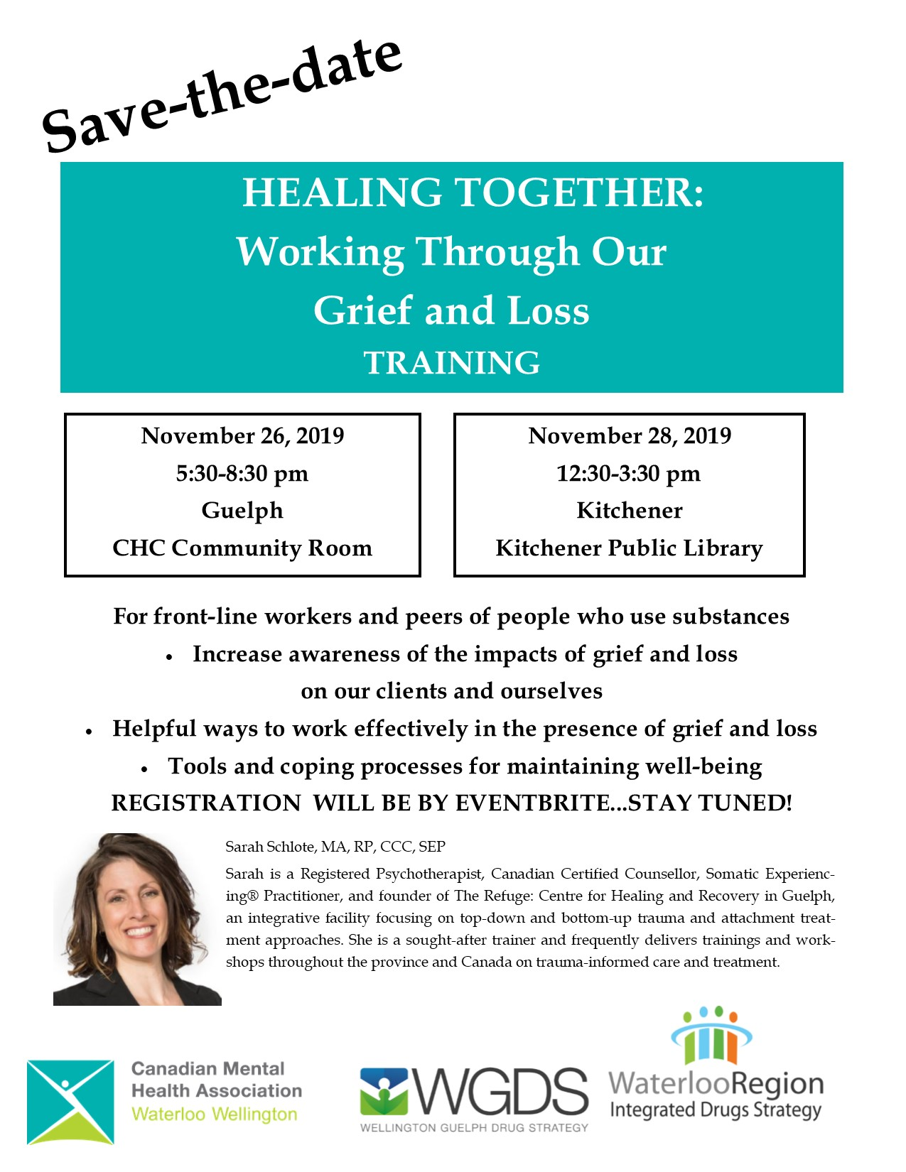 Healing Together Working Through Our Grief And Loss
