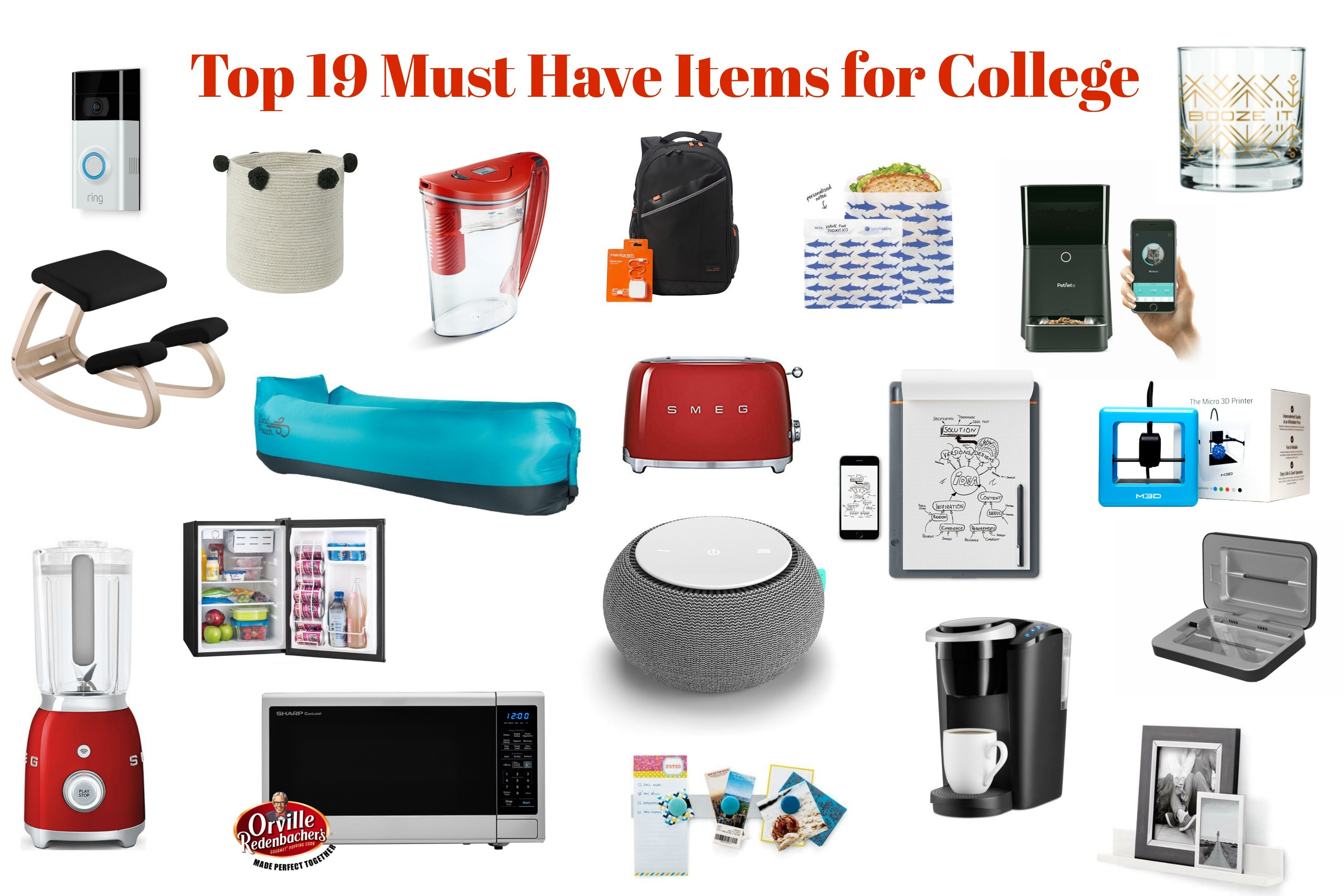 Check Out These Top 19 Things For Your Dorm Room. Part 69